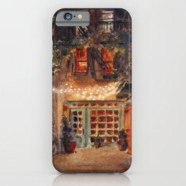 Freeman's Restaurant iPhone Case