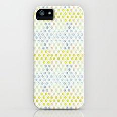 Polka dots iPhone (5, 5s) Slim Case