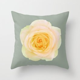 bed of roses: texas Throw Pillow