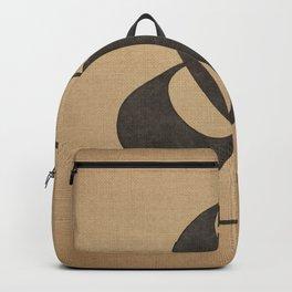 Elephant Italic Ampersand Backpack