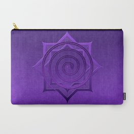 okataar purple mandala Carry-All Pouch