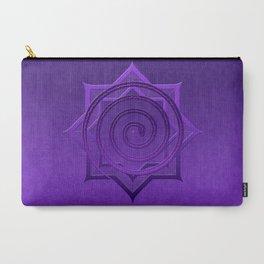 okataar purple mandala Carry-All Pouch