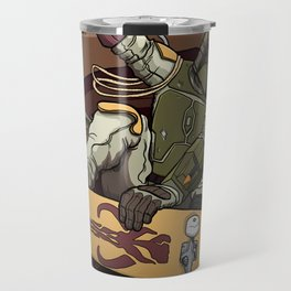 Boba Fett Shreds Travel Mug