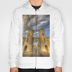 Potsdam twin towers Hoody