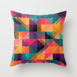 Mariners Tales Throw Pillow
