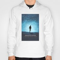 fault in our stars Hoodies featuring The Fault In Our Stars by MalenaTotland