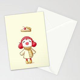 Cherry Pie Stationery Cards