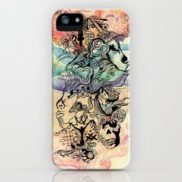Zine iPhone Case