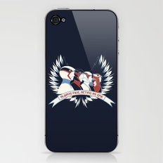 Always Five, Acting As One iPhone & iPod Skin