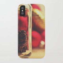 Festive Knickknacks iPhone Case