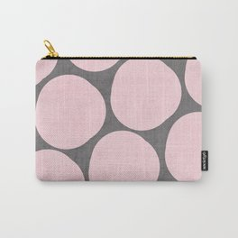pink pebbles Carry-All Pouch