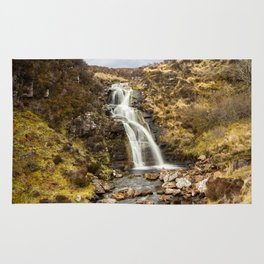 Moorland Waterfall Rug