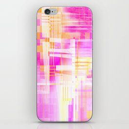 running out 3c iPhone Skin