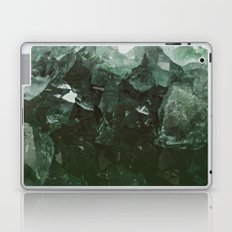 Emerald Gem Laptop & iPad Skin