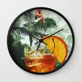 TGIF Wall Clock