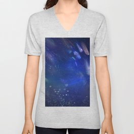 Galaxy IV Unisex V-Neck