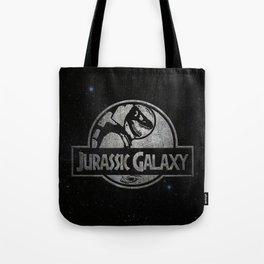 Jurassic Galaxy - Metal Tote Bag