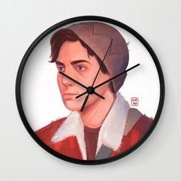 Jughead (Riverdale) Wall Clock