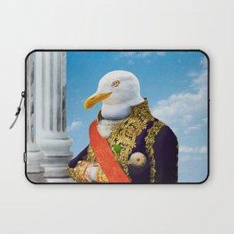Portrait of Grand Duke Gaius C. Gulle Laptop Sleeve