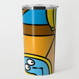 Ooh Zoo – art-series, Dali Travel Mug
