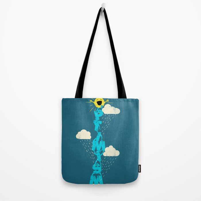 Yay for Optimism! Tote Bag