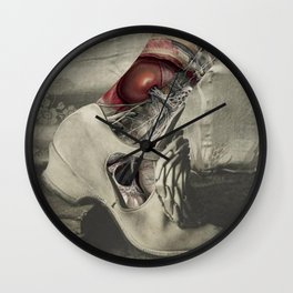 NUMBER 18 (SHOE) Wall Clock