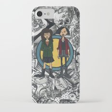 It's a Sick Sad World Daria Slim Case iPhone 7