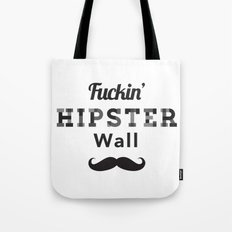 Hipster thing Tote Bag