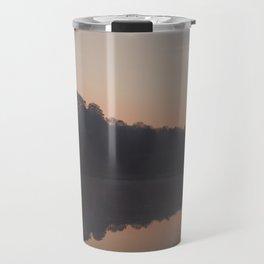 deep hayes sunrise reflection Travel Mug