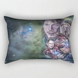 Star Lord - Galaxy Guardian Rectangular Pillow