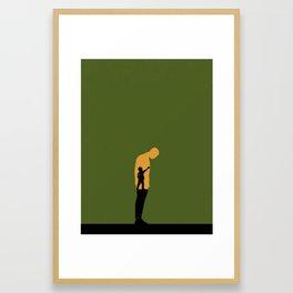 Inner Child Framed Art Print