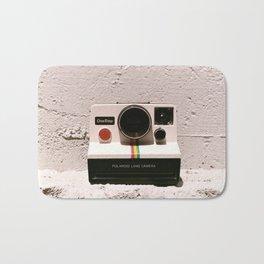 OneStep Land Camera, 1977 Bath Mat