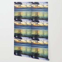 Sea storm approaches Wallpaper