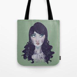Spirit of California Tote Bag