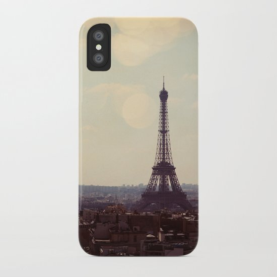 City of Light iPhone Case