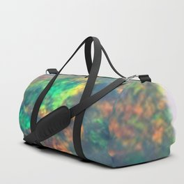 Fire Opal Duffle Bag