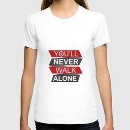 YNWA Liverpool T-shirt