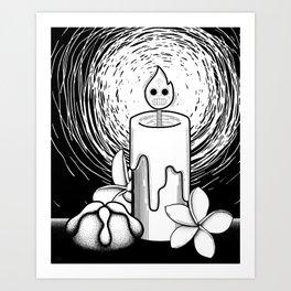 Ofrenda - Offerings Art Print