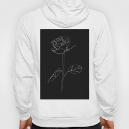 White Rose Hoody