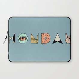 MONDAY Laptop Sleeve