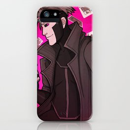 Remy LeBeau iPhone Case