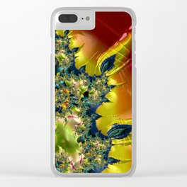 Irradiance Clear iPhone Case