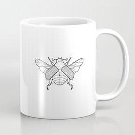 Hex, Bugs, Rock & Roll Coffee Mug