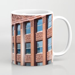 Wainwright Building designed by Louis Sullivan Coffee Mug