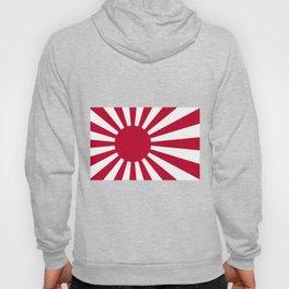 Japanese Flag Hoody