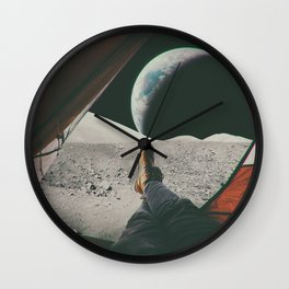 The Observator Wall Clock