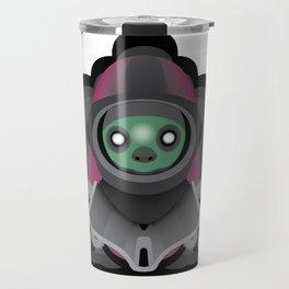 Man of the Future Travel Mug