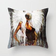 Velveteen Throw Pillow