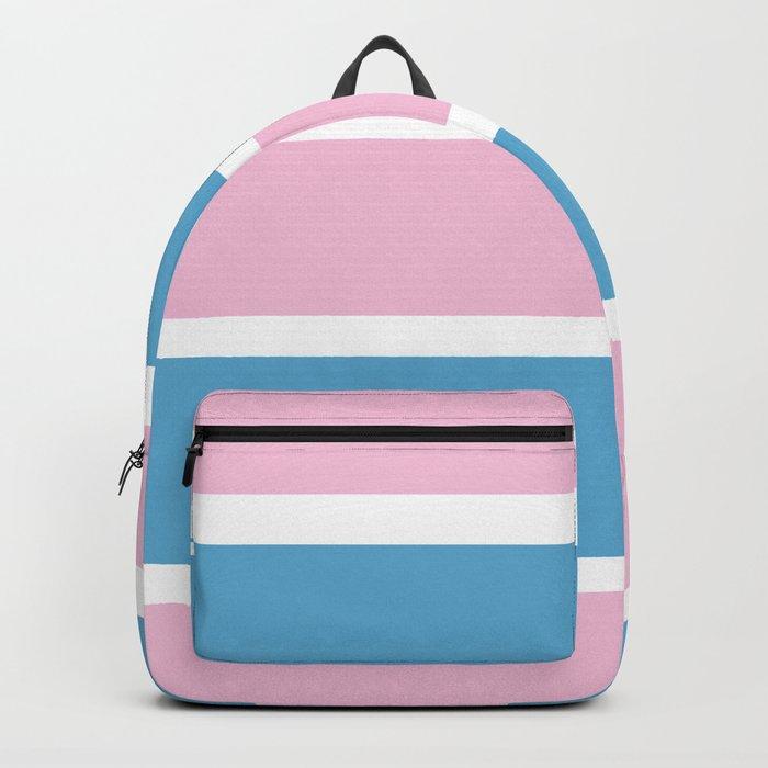 Transexual Pride Backpack
