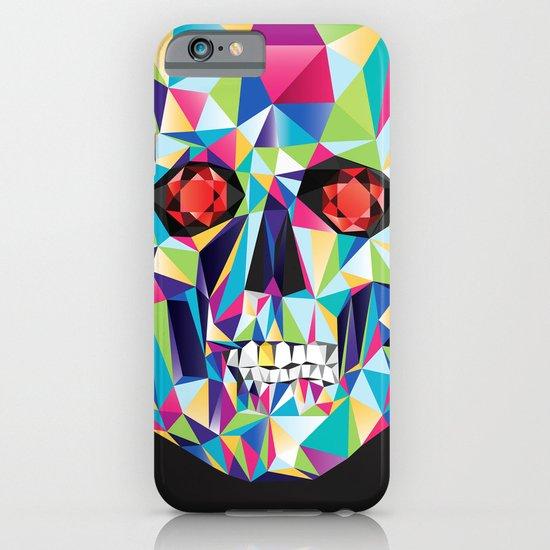 Geometric Candy Skull iPhone & iPod Case